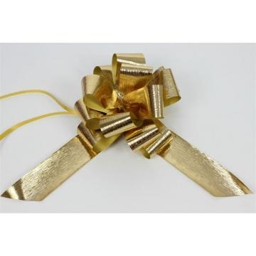 Stahovací stuha ST4 zlatá